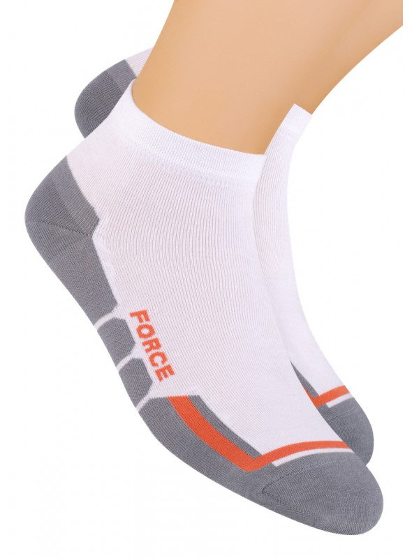Chlapecké kotníkové ponožky 054/3 STEVEN