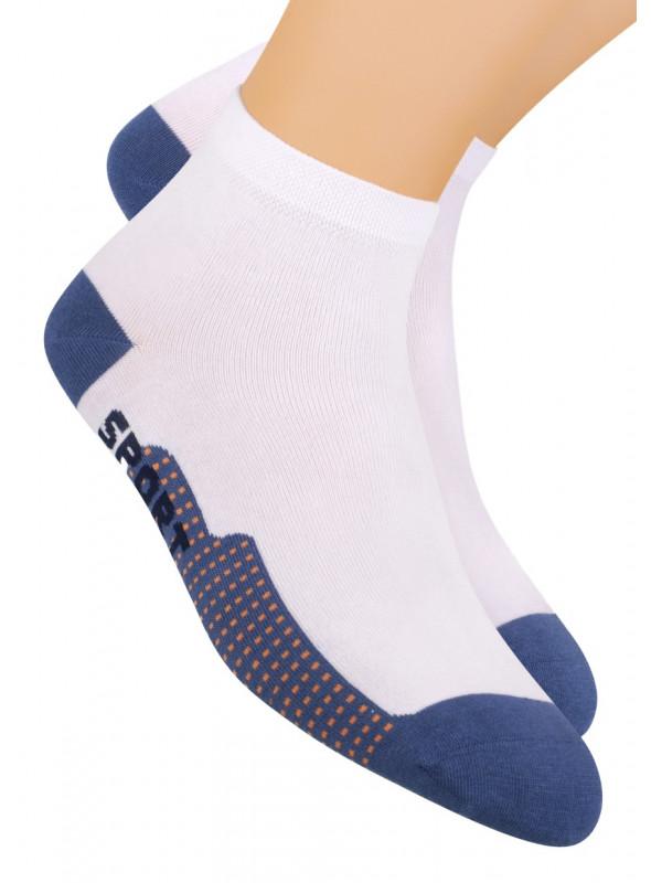 Chlapecké kotníkové ponožky 054/105 STEVEN | velkoobchod HOTEX