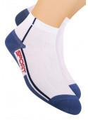 Chlapecké kotníkové ponožky 054/14 STEVEN
