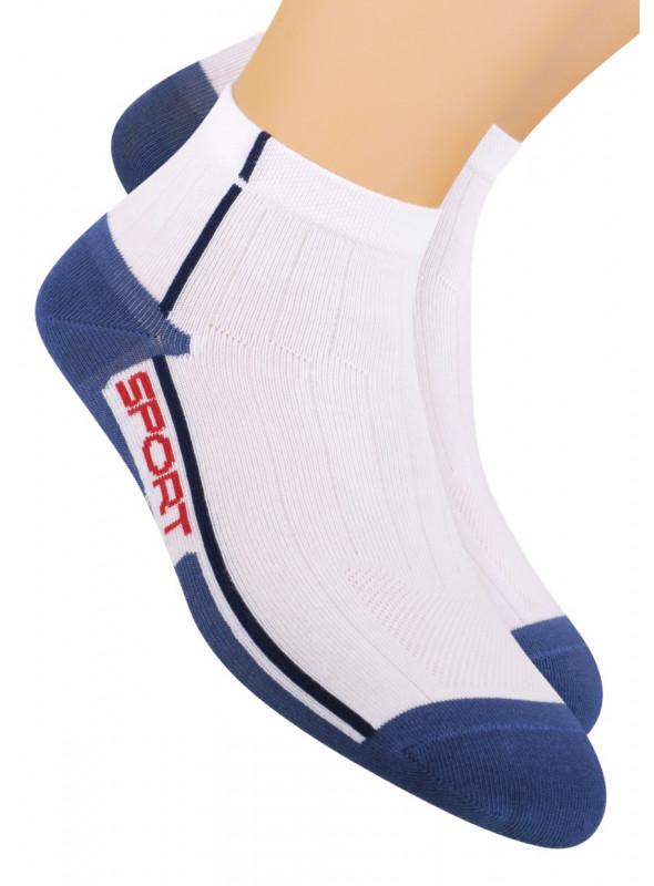 Chlapecké kotníkové ponožky 054/104 STEVEN | velkoobchod HOTEX