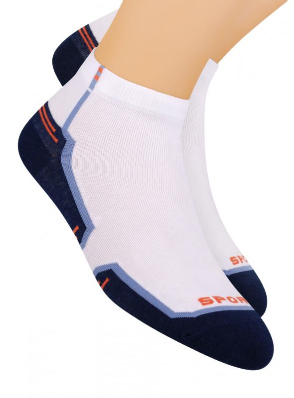 Chlapecké kotníkové ponožky 054/4 STEVEN