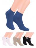 Chlapecké kotníkové ponožky 046/100 STEVEN