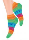 Dámské kotníkové ponožky vzor 052/60 STEVEN