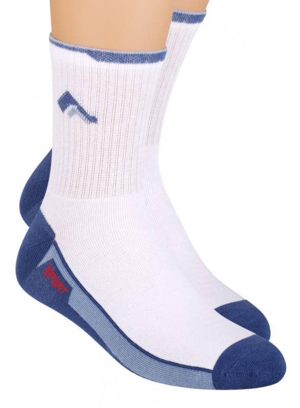 Chlapecké klasické ponožky 060/2 STEVEN | velkoobchod HOTEX