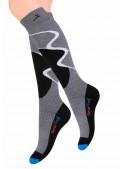 Dámské lyžařské ponožky 010/933 STEVEN