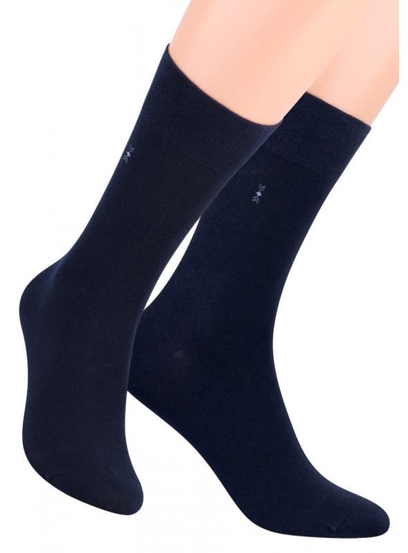 Pánské klasické ponožky 056/4 STEVEN