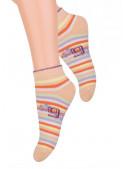 Dívčí kotníkové ponožky 004/5 STEVEN