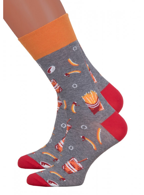Dámské klasické ponožky 078/134 MORE