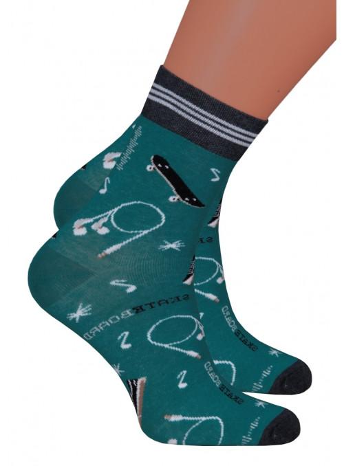 Chlapecké klasické ponožky 060/274 STEVEN