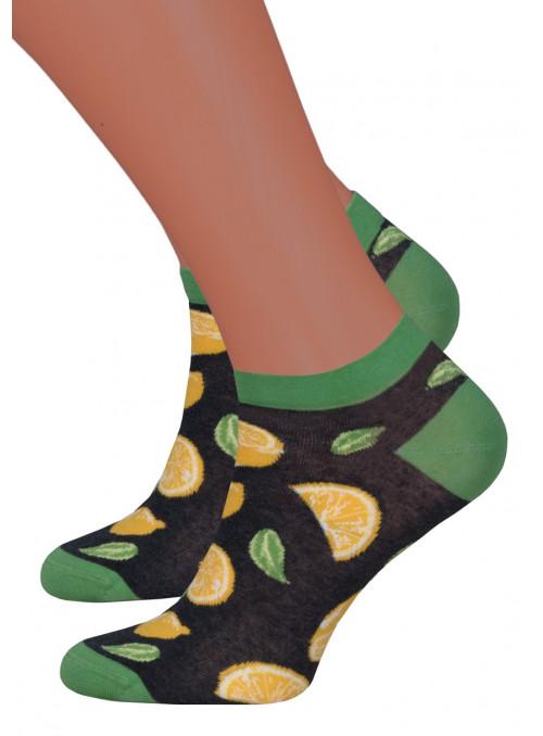 Dámské kotníkové ponožky 114/83 STEVEN