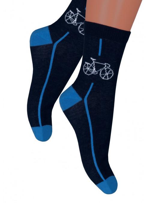 Chlapecké klasické ponožky 014/327 STEVEN