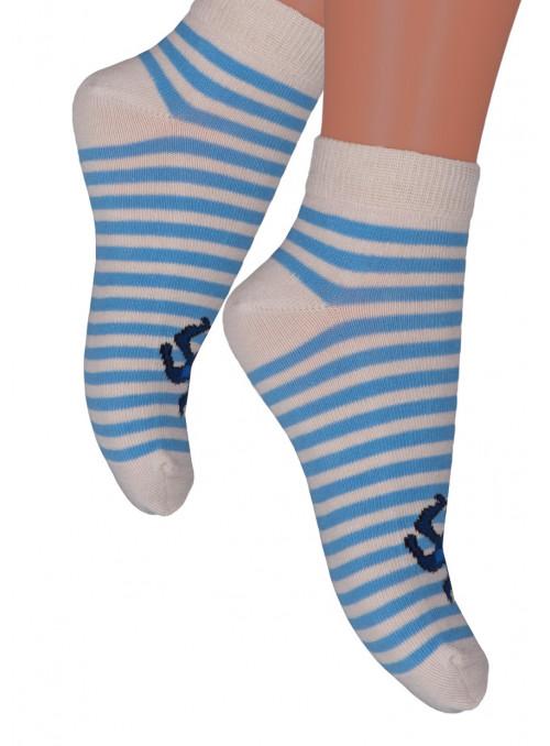 Dívčí kotníkové ponožky 004/147 STEVEN