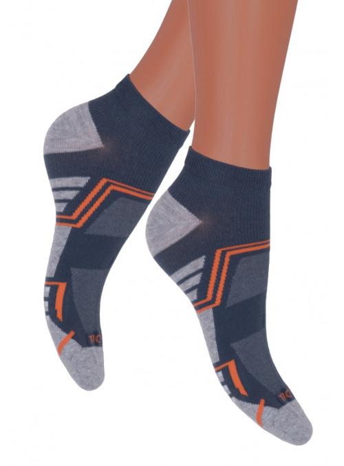 Chlapecké kotníkové ponožky 101/067 STEVEN