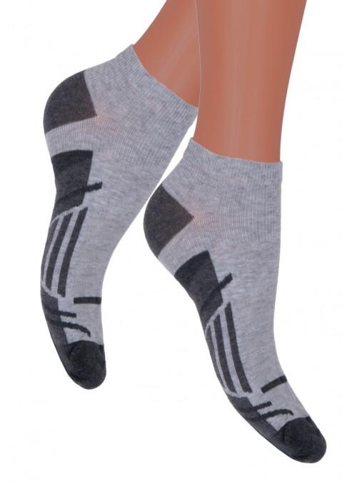 Pánské kotníkové ponožky 101/069 STEVEN
