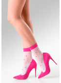 Dámské klasické ponožky Joy 701 GABRIELLA