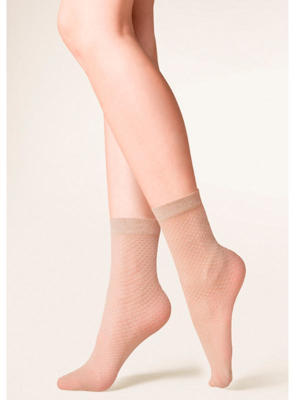 Dámské kotníkové ponožky Roma 691 GABRIELLA