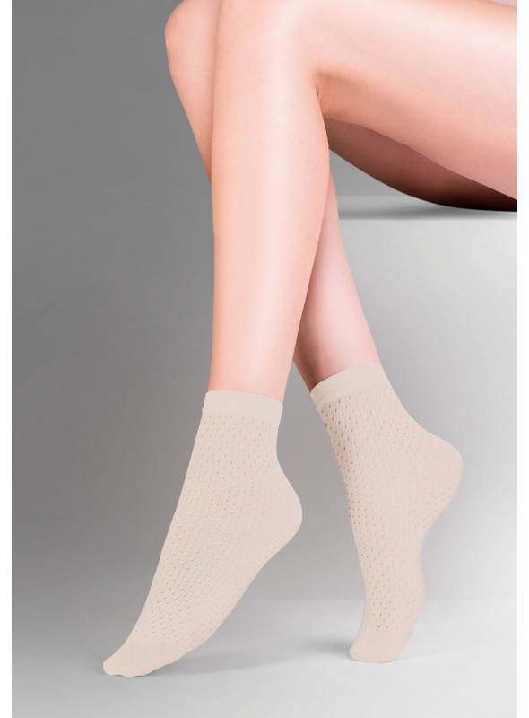 Dámské kotníkové ponožky Mia 694 GABRIELLA   velkoobchod HOTEX