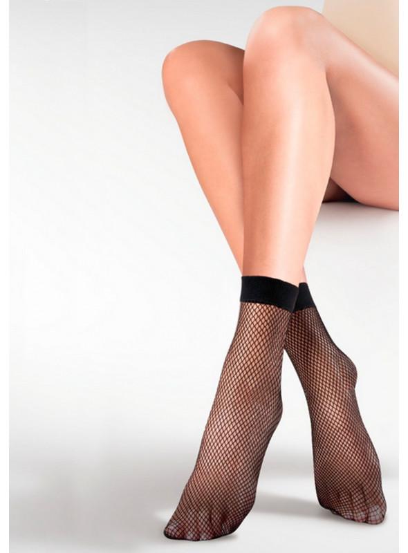 Dámské kotníkové ponožky Kabarette 613 GABRIELLA