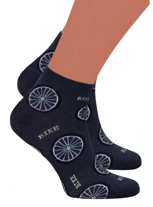 Chlapecké kotníkové ponožky 025/033 STEVEN