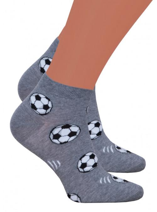 Chlapecké kotníkové ponožky 025/028 STEVEN