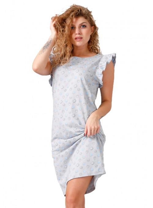 Dámská noční košile Nadia 1014 M-MAX
