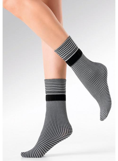 Dámské klasické ponožky Pam 707 GABRIELLA