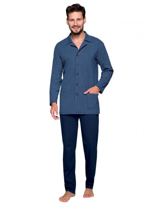Pánské pyžamo 265 REGINA | velkoobchod HOTEX