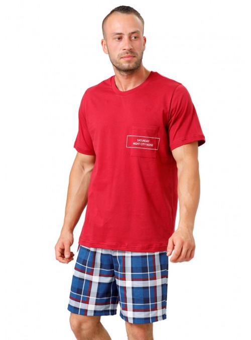 Pánské pyžamo Ikar 812 HOTBERG