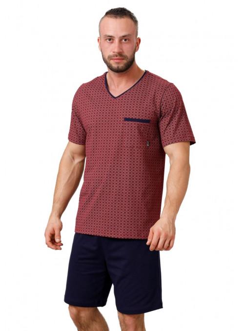 Pánské pyžamo Carl 888 HOTBERG