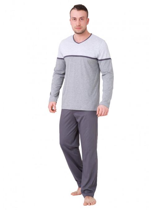 Pánské pyžamo Gaspar 541 M-MAX