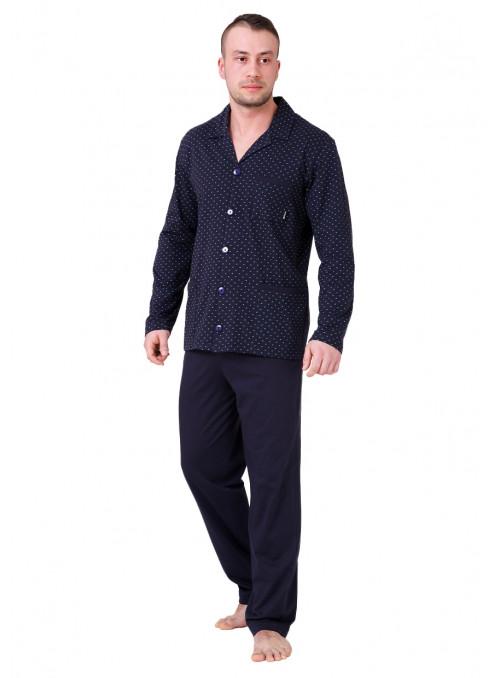 Pánské pyžamo Roger 576 HOTBERG| velkoobchod HOTEX