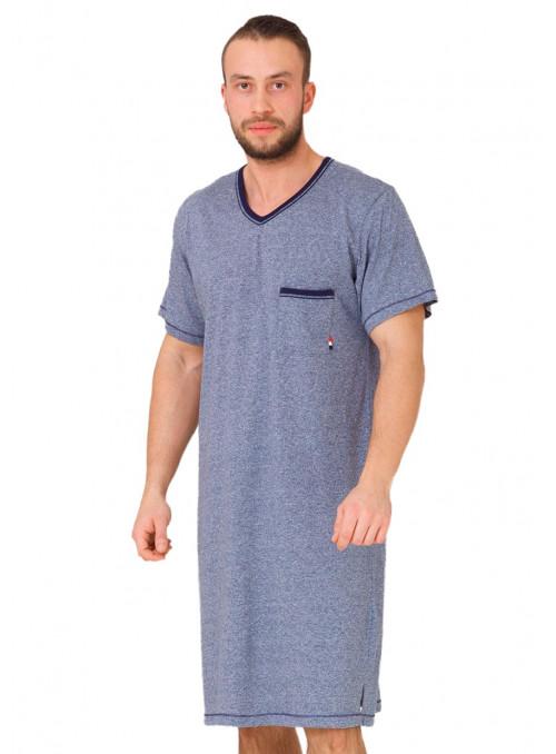 Pánská noční košile Baltazar 609 HOTBERG | velkoobchod HOTEX