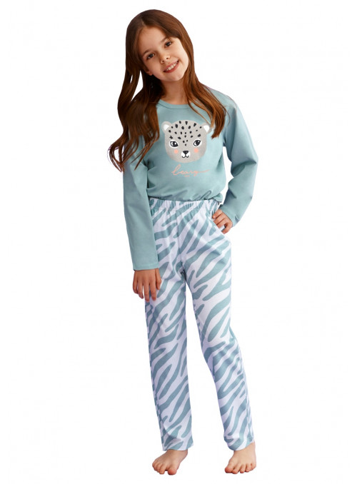Dívčí pyžamo Carla 2587/2588/12 TARO