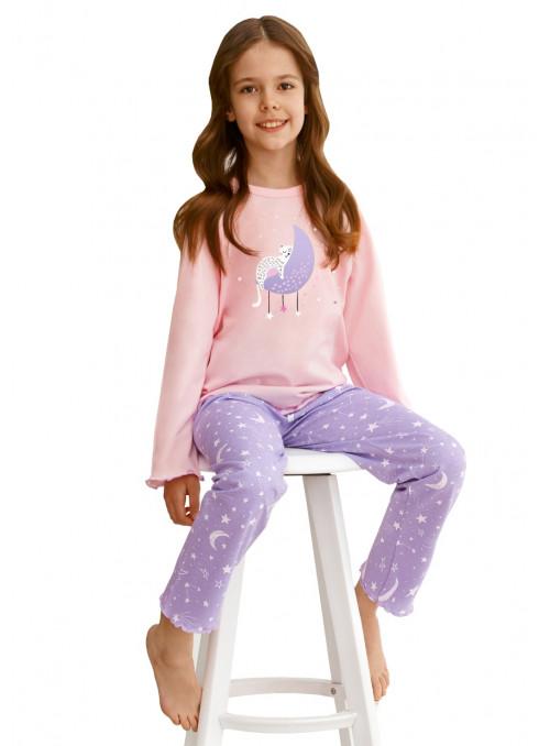 Dívčí pyžamo Livia 2589/2590/11 TARO
