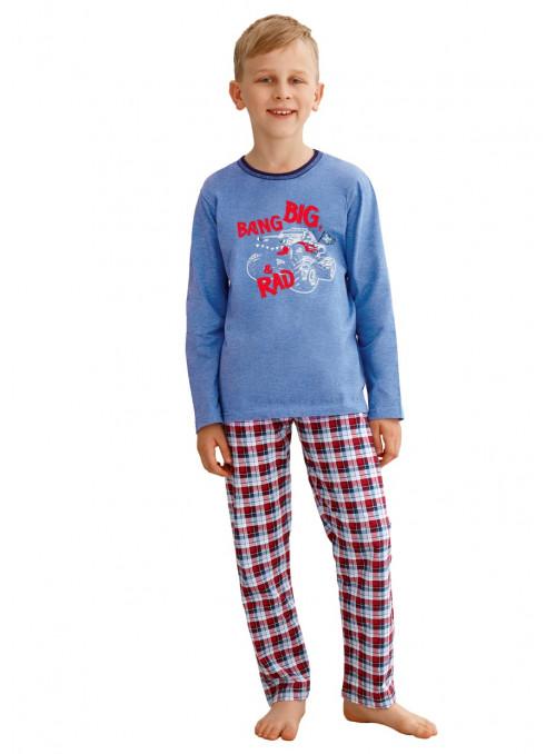 Chlapecké pyžamo Mario 2650/2651/11 TARO