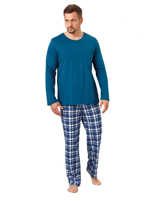 Pánské pyžamo Leo 1130 HOTBERG
