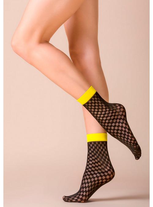 Dámské klasické ponožky Van 518 GABRIELLA