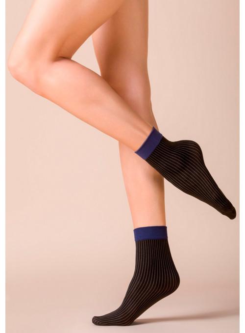 Dámské klasické ponožky Lia 519 GABRIELLA
