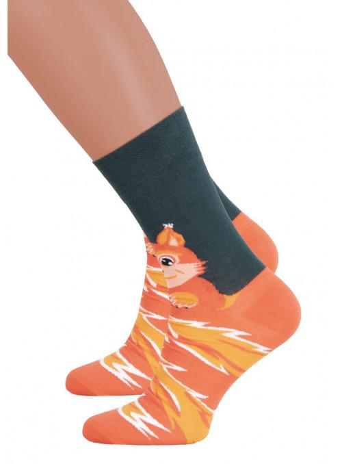 Dámské klasické ponožky 078/150 MORE