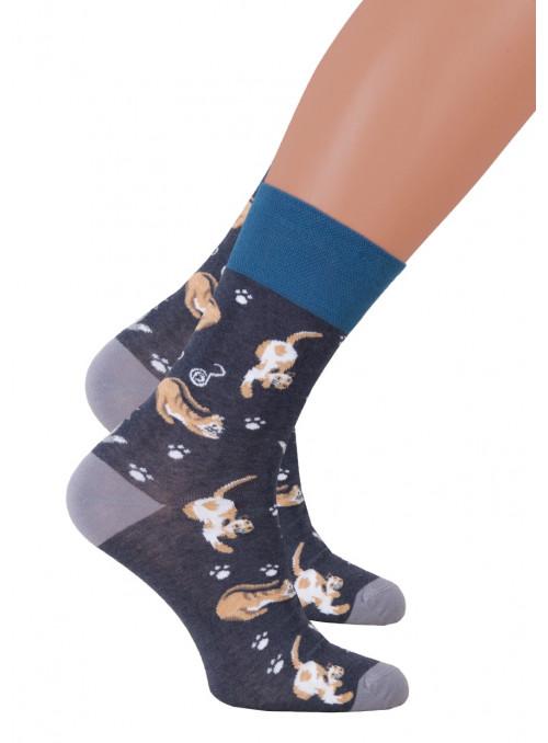 Pánské klasické ponožky 079/241 MORE
