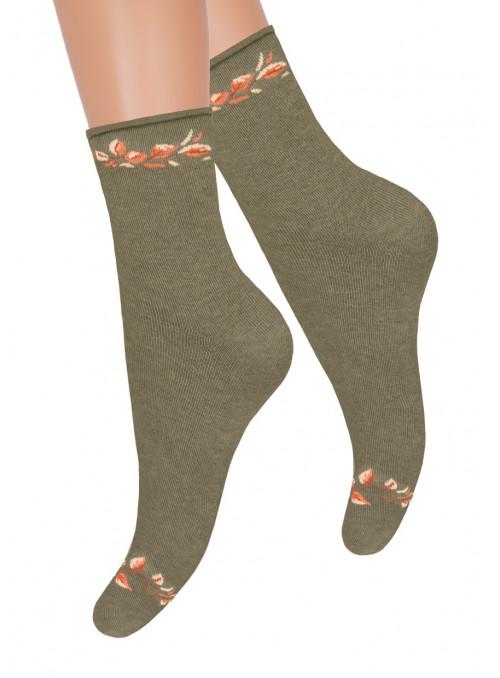 Dámské klasické ponožky 099/762 STEVEN