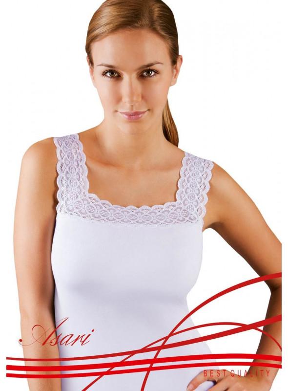 Košilka dámská Asari EMILI | bílá | velkoobchod HOTEX
