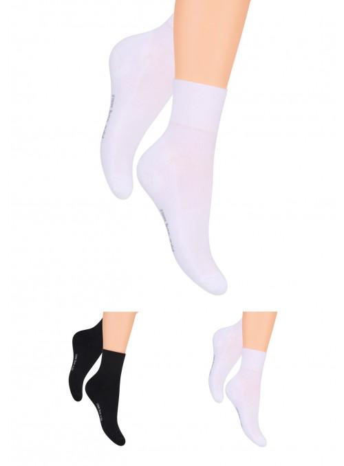 Pánské kotníkové ponožky 040 STEVEN