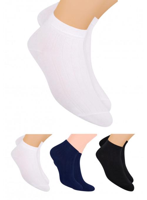Pánské kotníkové ponožky 054 STEVEN